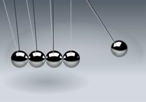 行動と慣性の法則